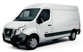 NISSAN NV400 GRAN VOLUMEN